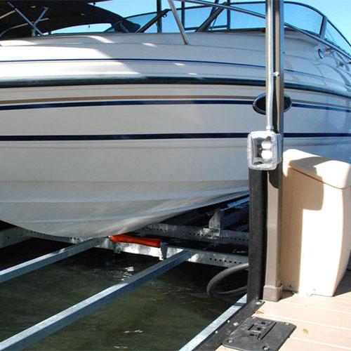 boat lift, boating, boats, lift