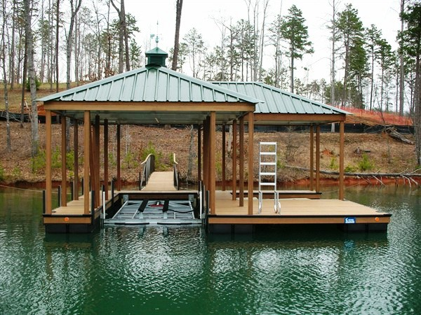 Custom Dock Systems Builds Quality Boat Docks Lifts