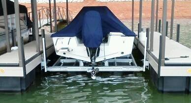 the carolina lift, carolina boat lift, lake hartwell boat lift