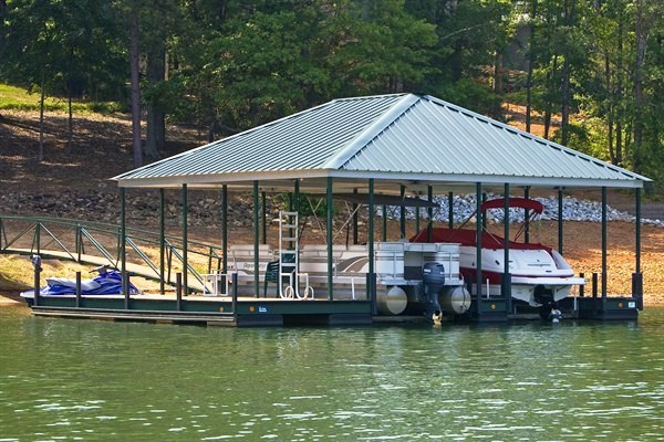 boat lift, boat protection, seadoo, boat bumpers, dock bumpers, lake hartwell