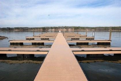 Puckett's Ferry, Lake Greenwood, Commerical Docks, Multi Slip Docks