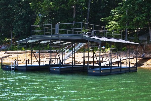 baby gate, pier steps, shoreline stairs, rip raft, dredging, picnic table