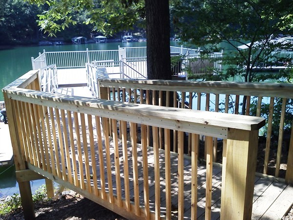 dock pier, pier, custom made pier, floating dock pier
