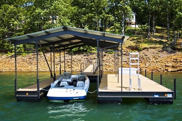 Kroeger Maine Construction, The Carolina Boat Dock Company, MSI Docks
