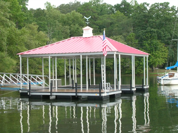 Kroeger Marine Construction, The Carolina Boat Dock Company, MSI Docks