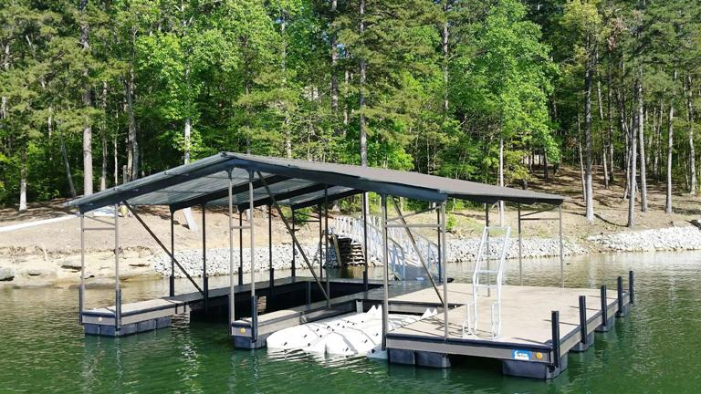 boat dock, boat protection, PWC lifts, jet ski protection, lake living