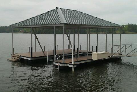 Lake Greenwood, boat docks, upstate lake living, swim bench, dock box