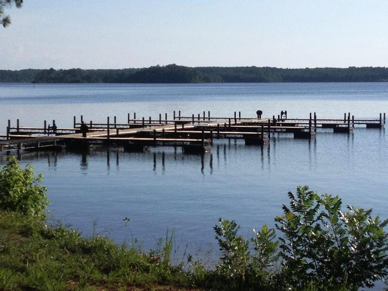 Lakeside Grill, Lake Thurmond, Commercial Marinas, Commercial floating dock, Plum Branch Yacht Club Marina