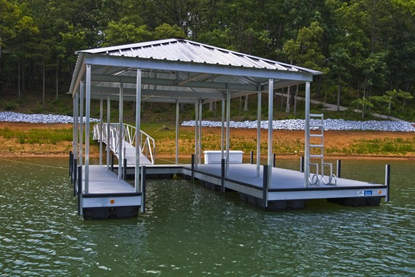 kroeger marine, the carolina boat dock company, msi docks