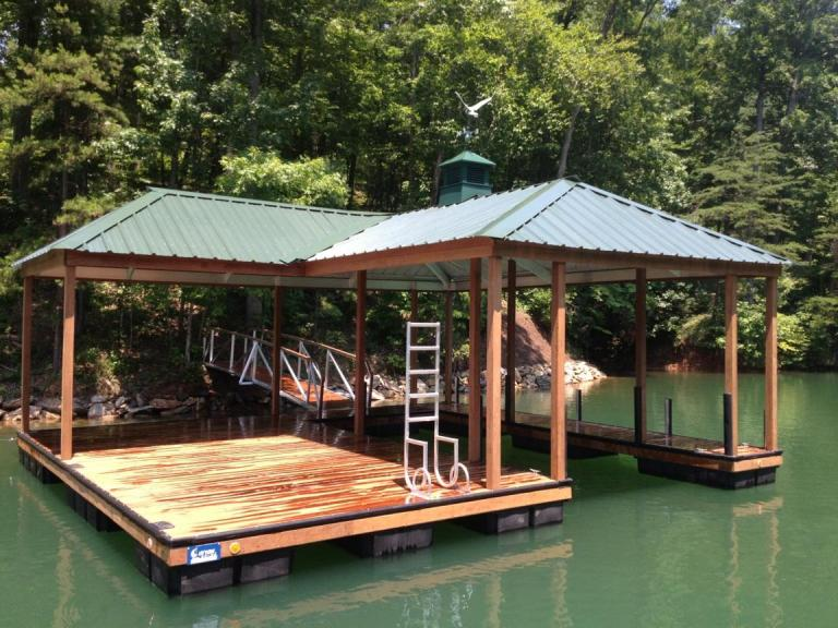 The Cliffs approved dock, the cliffs, lake keowee, the cliffs at lake keowee