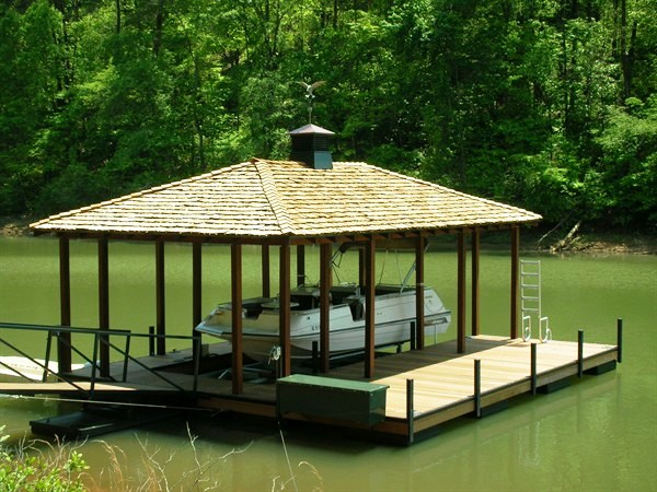 the reserve dock, the reserve approved dock, the reserve lake keowee