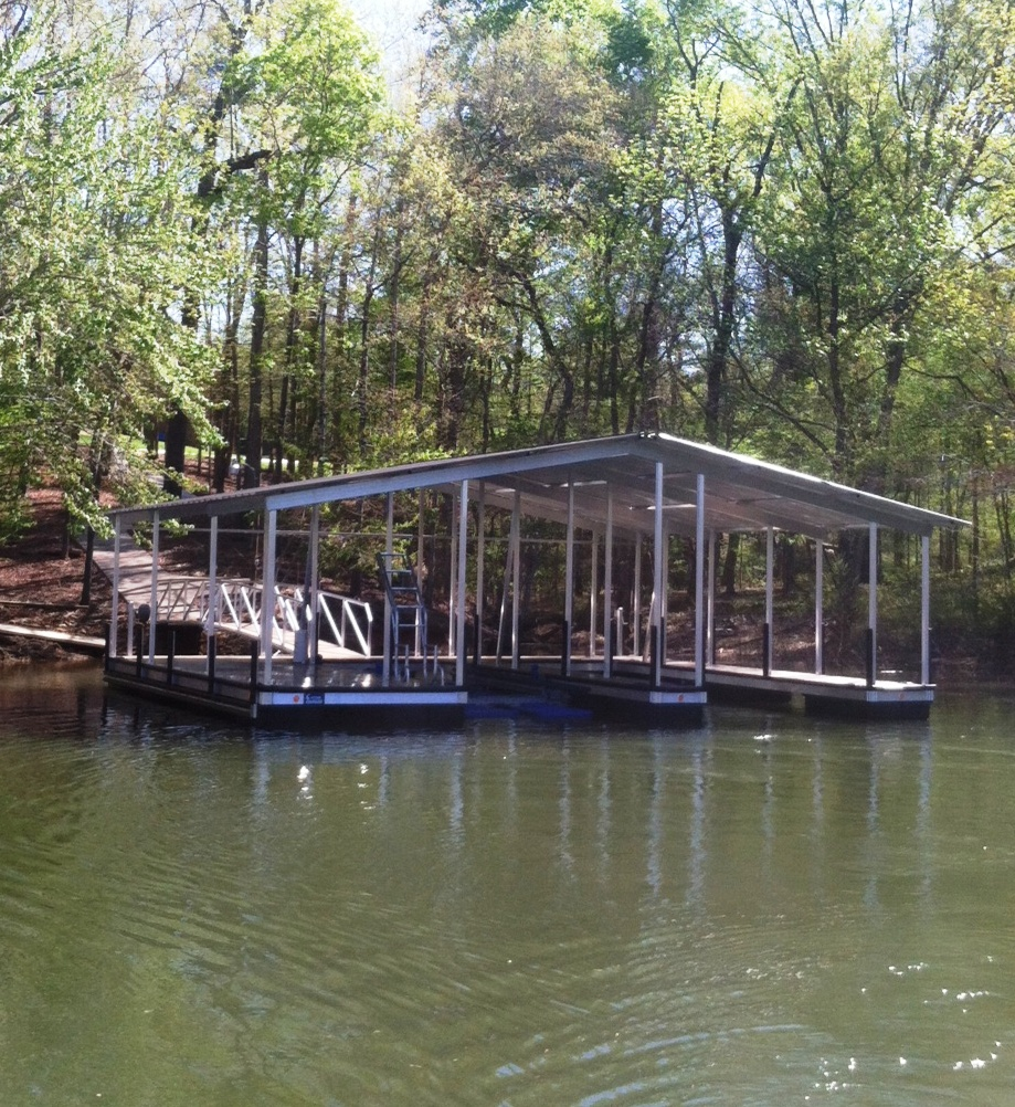 Custom Dock Systems builds quality Boat Docks, Boat Lifts ...
