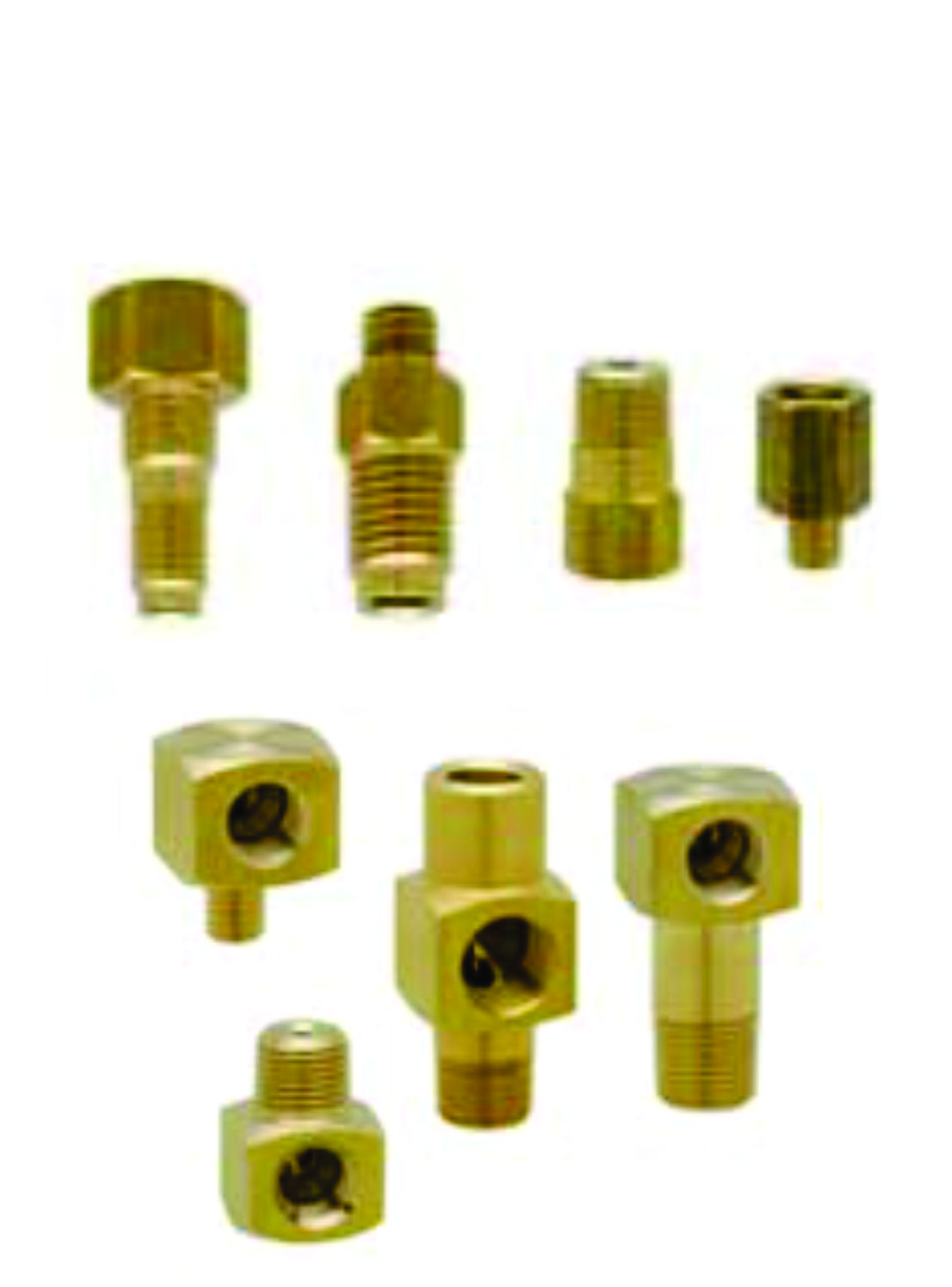 Adapters & Couplers for Compression Parts