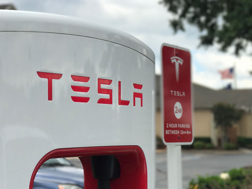 Tesla Wall Charger Installation Greenville SC